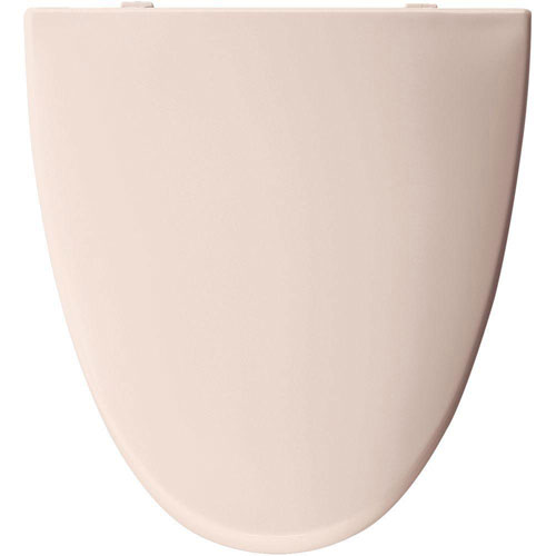 Bemis Elongated Closed Front Toilet Seat in Shell 68152