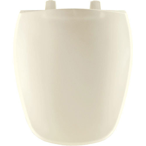 Bemis Round Closed Front Toilet Seat in Biscuit 780369