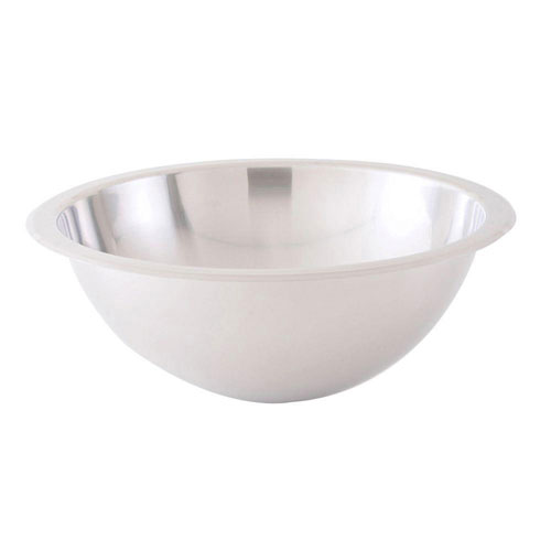 Decolav Simply Stainless Drop-in Round Brushed Stainless Steel Vessel Sink 524001