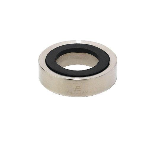 Decolav 3 inch x 0.75 inch Mounting Ring in Satin Nickel 524977