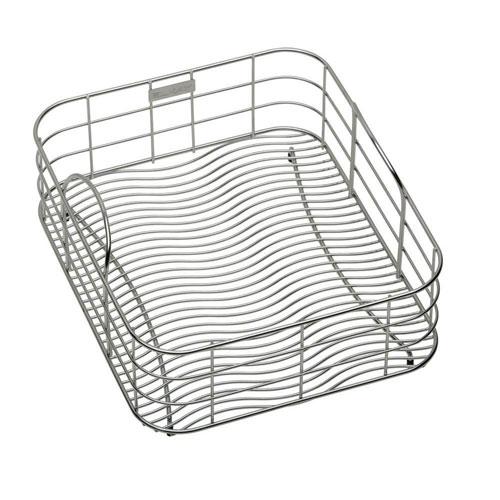 Elkay Stainless Steel Rinsing Basket fits sink sizes 11.5 in X 16 in 518518