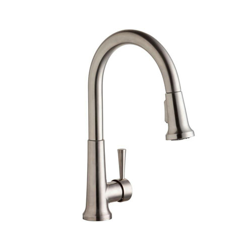 Elkay Everyday Chrome Finish Pull-Out Kitchen Faucet 541157