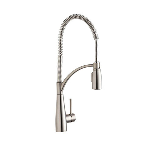 Elkay Avado Stainless Steel Pre-Rinse Kitchen Faucet 541160