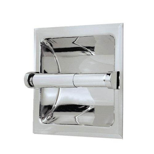 Gatco Recessed Toilet Paper Holder in Chrome 299661