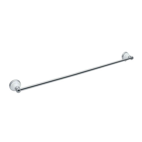 Gatco Franciscan Petite 24 inch Towel Bar in Chrome 415873