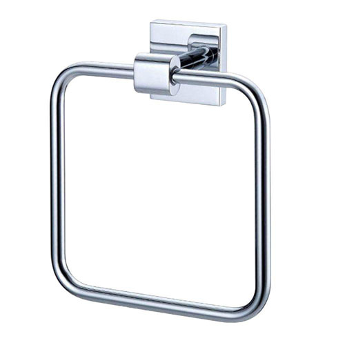 Gatco Elevate Towel Ring in Chrome 640031