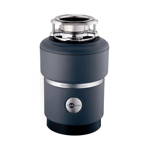InSinkErator Evolution Compact 3/4 HP Continuous Feed Garbage Disposal 177333