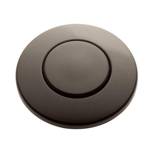 InSinkErator SinkTop Switch Button in Mocha Bronze 479164