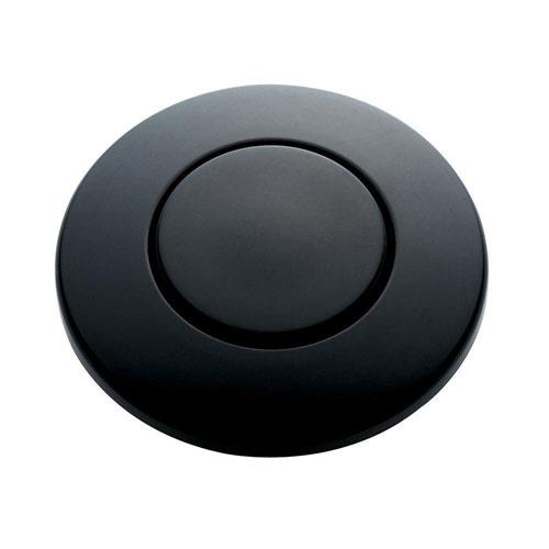 InSinkErator SinkTop Switch Button in Matte Black 479166