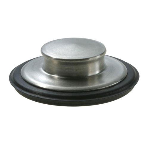InSinkErator Stopper in Brushed Stainless Steel 479168