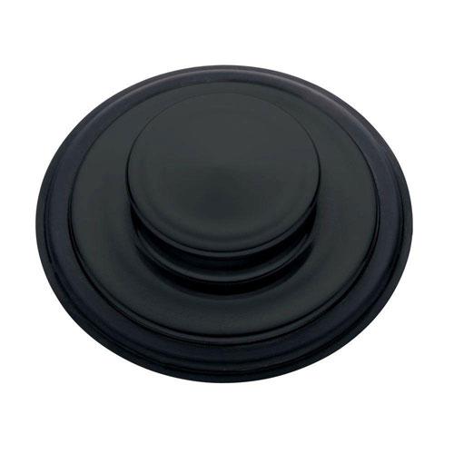 InSinkErator Stopper in Matte Black 540919