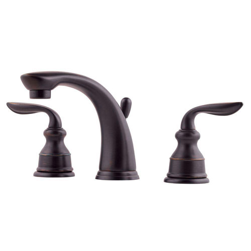 Price Pfister Avalon 8 inch Widespread 2-Handle Bathroom Faucet in Tuscan Bronze 475806