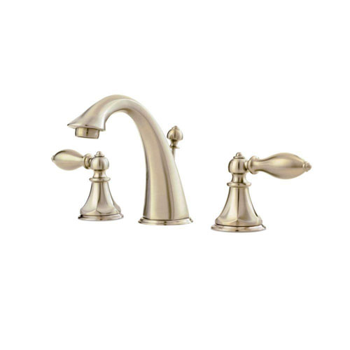 Price Pfister Catalina 8 inch Widespread 2-Handle Bathroom Faucet in Brushed Nickel 475807