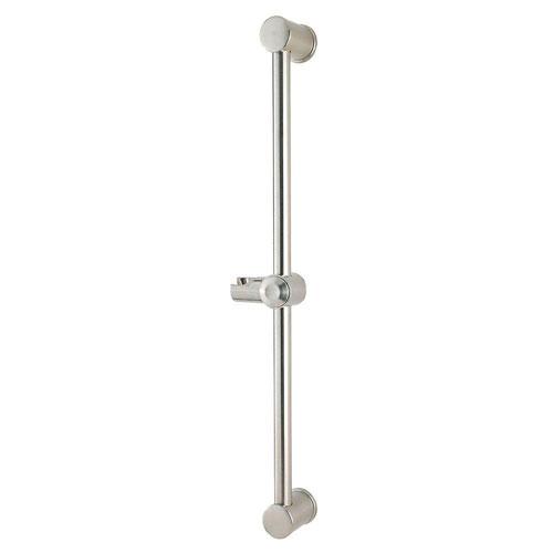 Price Pfister 16-Series Adjustable Shower Slide Bar in Brushed Nickel 490438