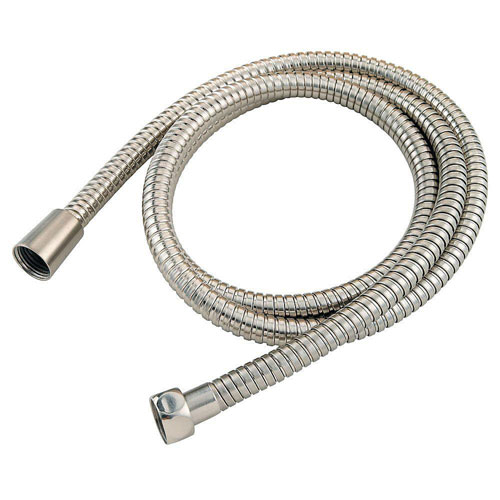 Price Pfister 16-Series Anti-Twist Shower Hose in Brushed Nickel 490448