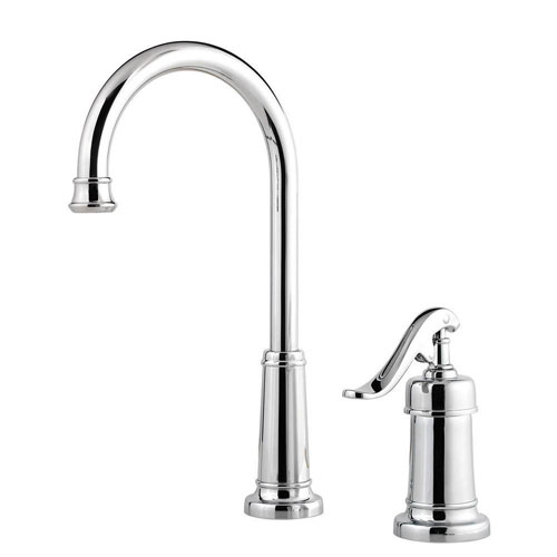 Price Pfister Ashfield Single-Handle Bar Faucet in Polished Chrome 519874