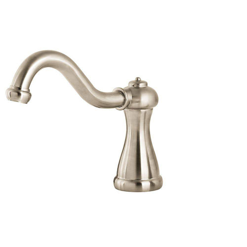 Price Pfister Marielle 2-Handle Deck Mount Roman Tub Faucet Trim Kit in Brushed Nickel (Valve and Handles Not Included) 534638