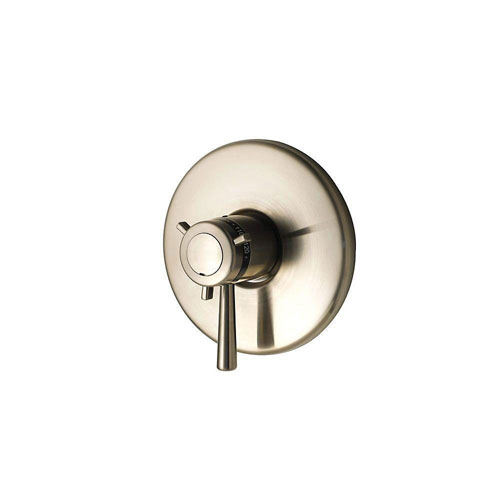 Price Pfister TX8 Series 1-Handle Valve Trim Kit in Brushed Nickel (Valve Not Included) 544396