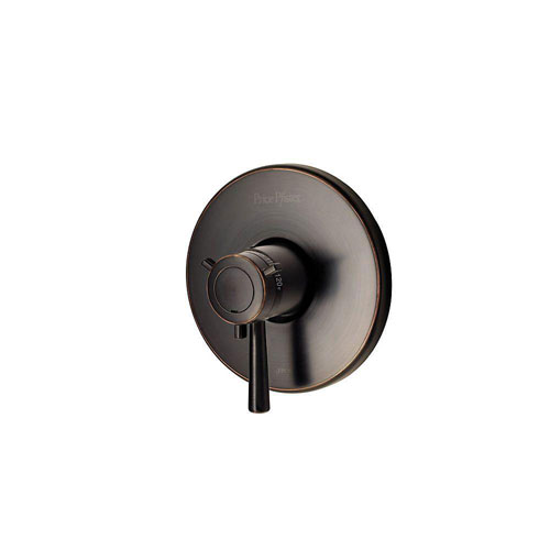 Price Pfister TX8 Series 1-Handle Valve Trim Kit in Tuscan Bronze (Valve Not Included) 544397