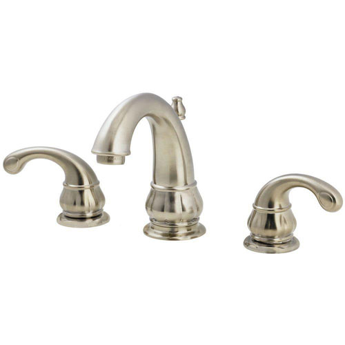 Price Pfister Treviso 8 inch Widespread 2-Handle Bathroom Faucet in Brushed Nickel 544543