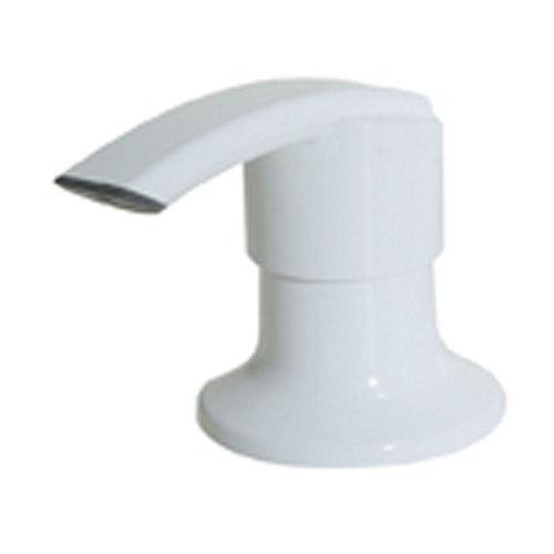 Price Pfister Kitchen Soap Dispenser in White 629481