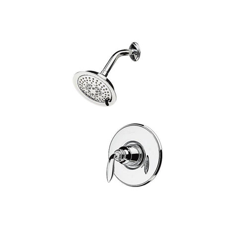 Price Pfister Avalon 1-Handle Shower Faucet Trim Kit in Polished Chrome (Valve Not Included) 635133