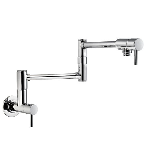 Price Pfister Lita Wall Mounted Potfiller in Polished Chrome 642762