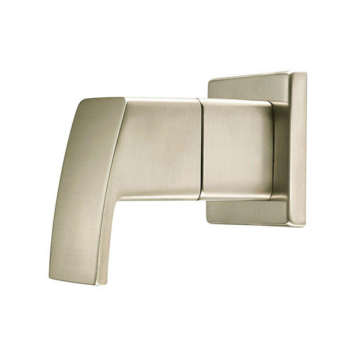 Price Pfister Kenzo 1-Handle Diverter Valve Trim Kit in Brushed Nickel (Valve Not Included) 642783