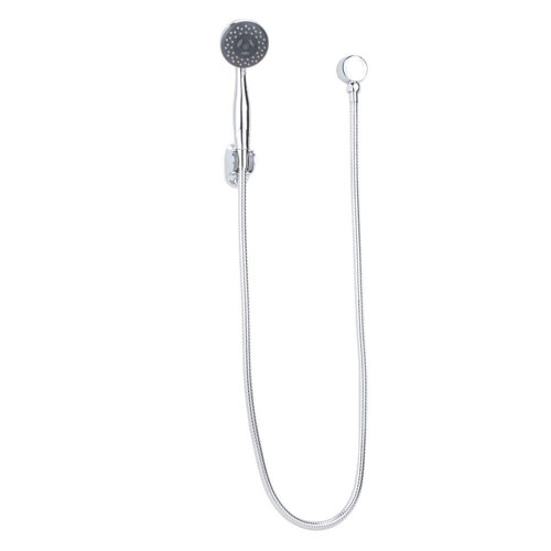 Price Pfister 16-Series 3-Spray Wall Bar Mount Handshower in Polished Chrome 778149