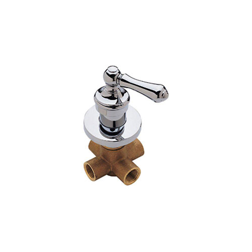 Price Pfister 4-Handle Port Diverter with Polished Chrome 981928