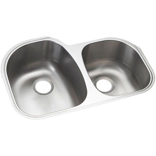 Sterling Cinch Undermount Stainless Steel 31-1/2x20-1/2x9 0-Hole Single Bowl Kitchen Sink 514439