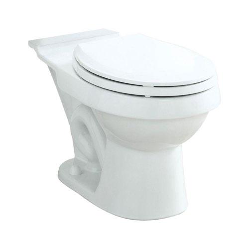 Sterling Rockton/Karsten Round Toilet Bowl Only in White 591625