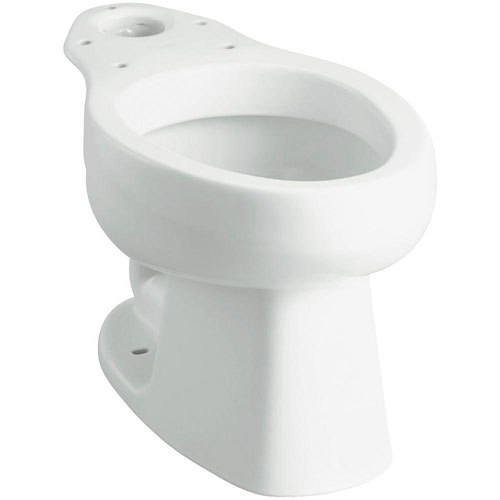 Sterling Windham 1.28 GPF Elongated Toilet Bowl Only in White 663918