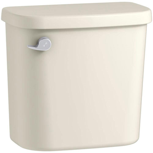 Sterling Windham 1.28 GPF Toilet Tank Only in Biscuit 664034