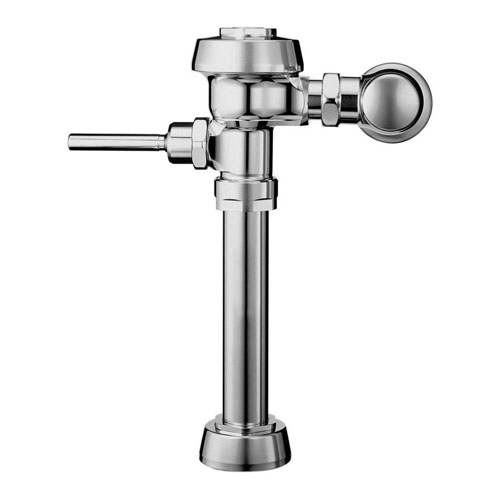 Sloan Valve 111 Royal Exposed Closet 1.6 GPF Flush Valve, Chrome 28672