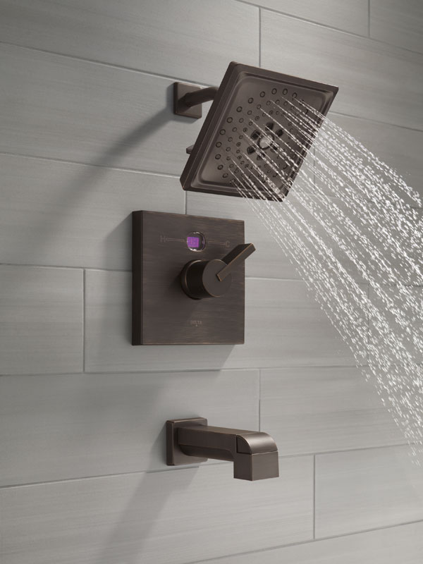 Digital Shower Control Displays are useful, look super cool, and are fun!