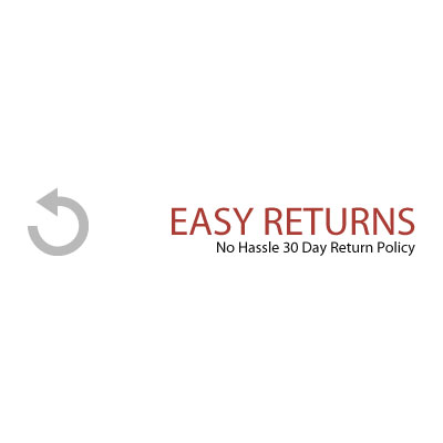 FaucetList.com Easy Returns